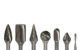 Custom Carbide Burrs